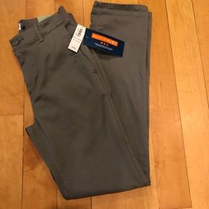 Boys new gray pants